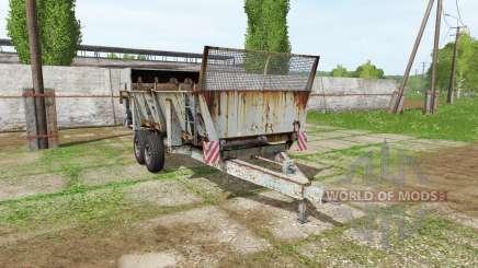RUR 10 для Farming Simulator 2017