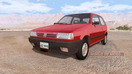 Fiat Uno v0.1 для BeamNG Drive
