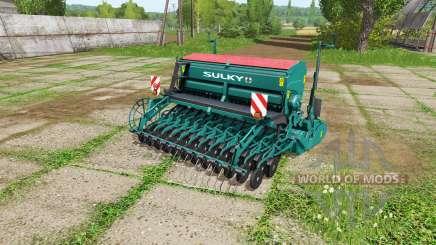 Sulky Tramline CX для Farming Simulator 2017