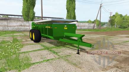John Deere 785 для Farming Simulator 2017