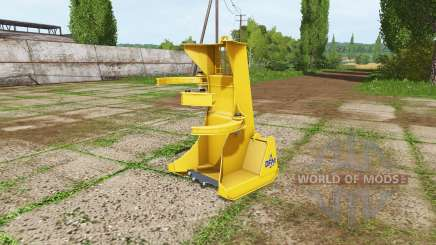 DFM CFB-16 v1.3 для Farming Simulator 2017