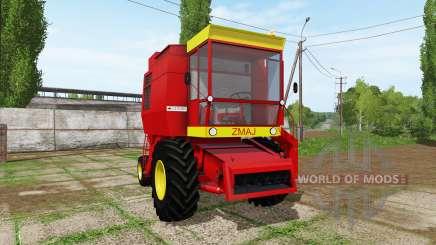 Zmaj 142 RM для Farming Simulator 2017