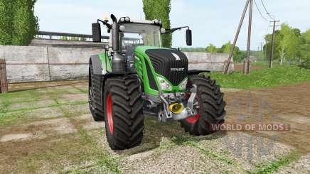 Fendt 933 Vario v1.3 для Farming Simulator 2017