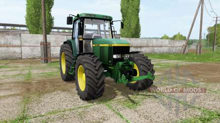 John Deere 6810 для Farming Simulator 2017