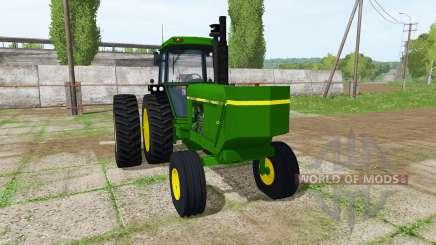 John Deere 4840 для Farming Simulator 2017