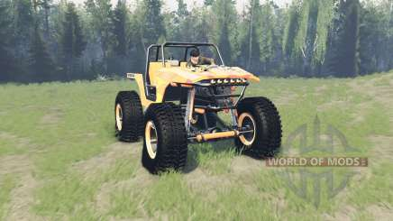 Suzuki LJ80 rock crawler для Spin Tires