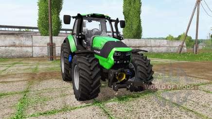 Deutz-Fahr Agrotron 6190 TTV v4.0 для Farming Simulator 2017
