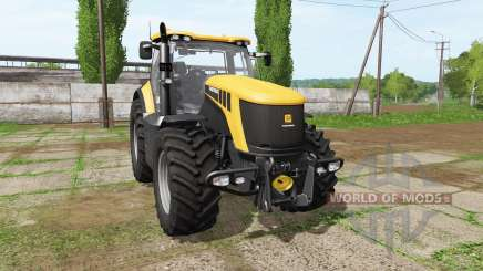 JCB Fastrac 8280 v1.2 для Farming Simulator 2017