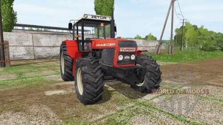 Zetor ZTS 16245 v2.2 для Farming Simulator 2017