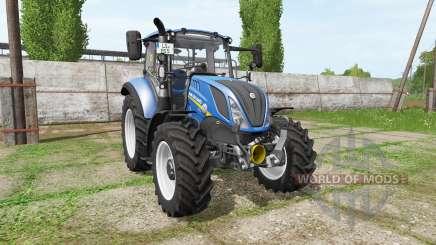New Holland T5.110 для Farming Simulator 2017
