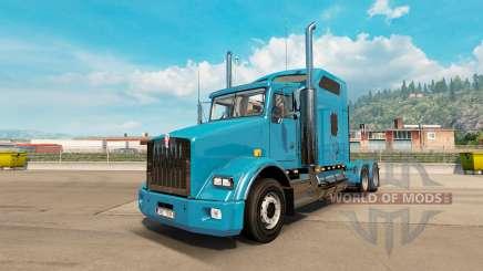Kenworth T800 v2.3 для Euro Truck Simulator 2