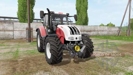 Steyr 6165 CVT для Farming Simulator 2017