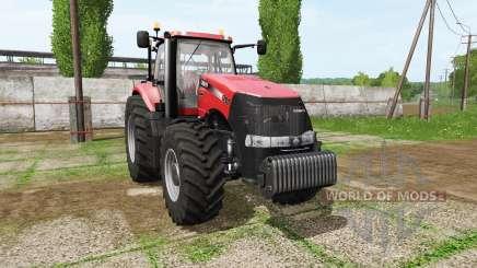 Case IH Magnum 290 CVX для Farming Simulator 2017