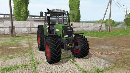 Fendt 412 Vario TMS для Farming Simulator 2017
