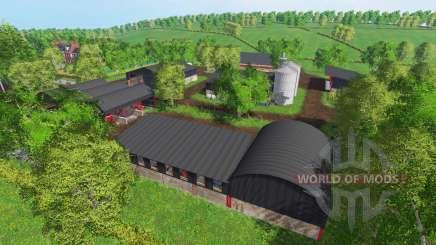 Manor farm для Farming Simulator 2015