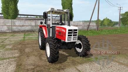 Steyr 8090A Turbo SK2 v3.0 для Farming Simulator 2017