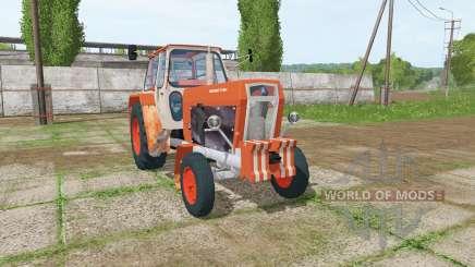 Fortschritt Zt 300-C для Farming Simulator 2017