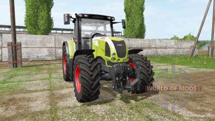 CLAAS Arion 610 для Farming Simulator 2017