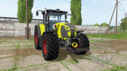CLAAS Arion 650 для Farming Simulator 2017