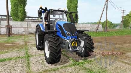 Valtra N154e v1.0.1 для Farming Simulator 2017