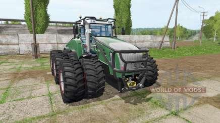 Fendt TriSix Vario для Farming Simulator 2017