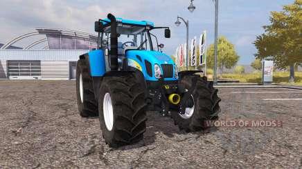New Holland T7550 v2.0 для Farming Simulator 2013