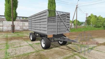 Conow HW 80 SHA v1.0.2.2 для Farming Simulator 2017
