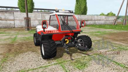 Reform Metrac H6 для Farming Simulator 2017