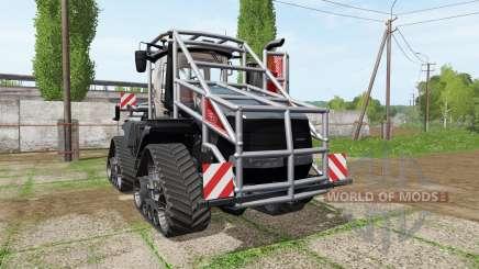 Case IH Quadtrac 620 forest для Farming Simulator 2017