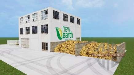 Manure sell point для Farming Simulator 2015
