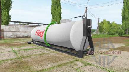 Fliegl hooklift v1.1 для Farming Simulator 2017