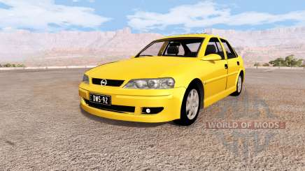 Opel Vectra (B) 2001 v1.1 для BeamNG Drive