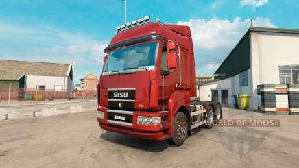 Sisu R500 v1.1.8 для Euro Truck Simulator 2