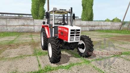 Steyr 8090A Turbo SK2 v2.5 для Farming Simulator 2017