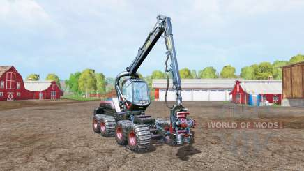 PONSSE Scorpion dyeable HDR для Farming Simulator 2015