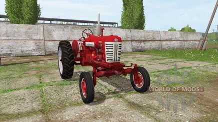 Farmall 450 v1.1 для Farming Simulator 2017