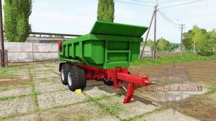 Hilken HI 2250 SMK для Farming Simulator 2017