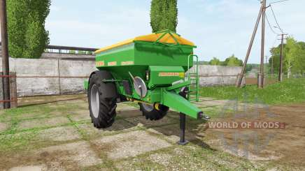 AMAZONE ZG-B 8200 для Farming Simulator 2017