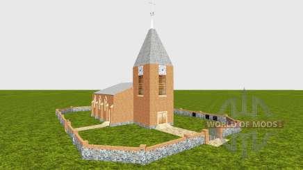 Village Church для Farming Simulator 2015