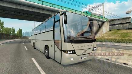 Bus traffic v1.3.3 для Euro Truck Simulator 2