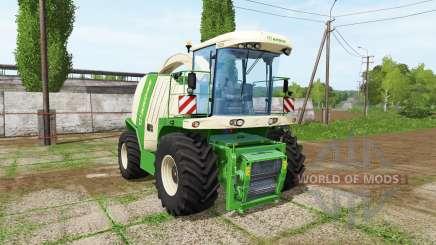 Krone BiG X 1100 special для Farming Simulator 2017