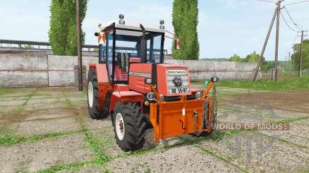 Fortschritt Zt 323-A для Farming Simulator 2017