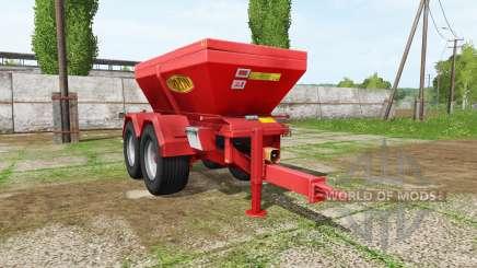 BREDAL K85 для Farming Simulator 2017