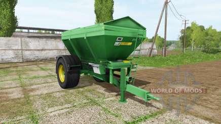 BREDAL Tornado для Farming Simulator 2017