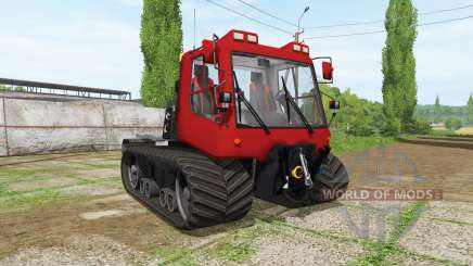PistenBully 100 для Farming Simulator 2017
