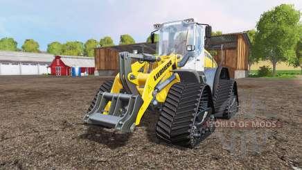 Liebherr L538 tracked для Farming Simulator 2015