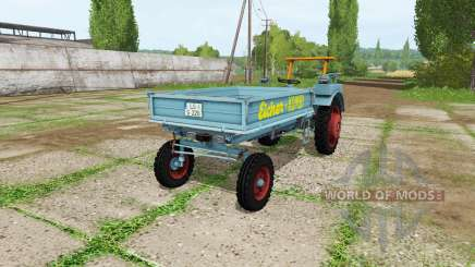 Eicher G220 v1.1 для Farming Simulator 2017