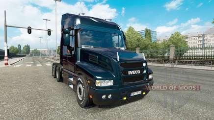 Iveco Strator v2.1 для Euro Truck Simulator 2