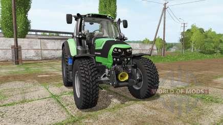Deutz-Fahr Agrotron 6180 TTV для Farming Simulator 2017