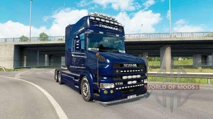 Scania T v2.0 для Euro Truck Simulator 2